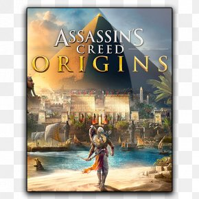 Assassin Creed Origins - Assassin's Creed: Origins Assassin's Creed II Assassin's Creed: Brotherhood Xbox 360 South Park: The Fractured But Whole PNG