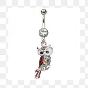 Silver - Charms & Pendants Earring Body Jewellery Silver Charm Bracelet PNG