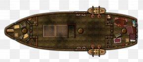 Ship - Ship's Wheel Boat Poop Deck PNG