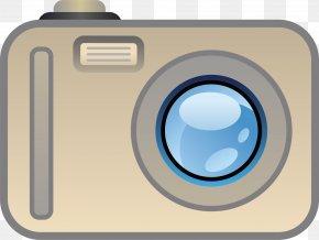 Camera Vector Element - Camera PNG