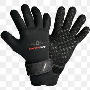 Welding Gloves - Aqua-Lung Scuba Set Aqua Lung/La Spirotechnique Glove Thermocline PNG
