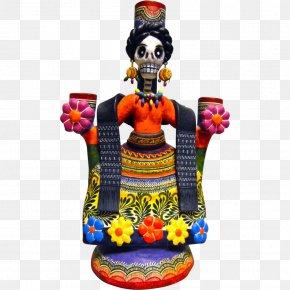 Frida Kahlo - Figurine PNG