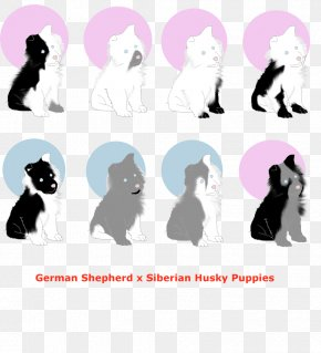 Husky Dog - Cat Puppy Dog Breed Non-sporting Group PNG