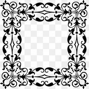 Frame Ornament - Ornament Clip Art PNG
