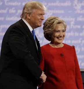 Bill Clinton - Hofstra University Hillary Clinton Donald Trump United States Presidential Election Debates, 2016 First Presidential Debate Of 2016 PNG