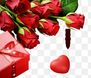 Rose Creative - Love Valentines Day Romance Wallpaper PNG