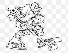 Hockey Helmet - /m/02csf Line Art Drawing Finger Clip Art PNG