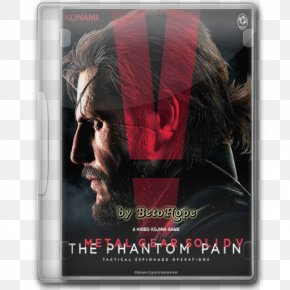 Metal Gear Solid V The Phantom Pain - Metal Gear Solid V: The Phantom Pain Metal Gear Solid V: Ground Zeroes Xbox 360 Video Game Xbox One PNG