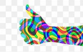Thumb Signal Drawing Happiness PNG