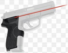 Trigger SIG Pro SIG Sauer Firearm Crimson Trace PNG