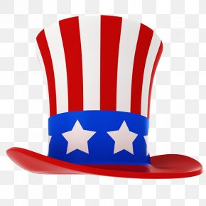 Hat - Flag Of The United States Smiley Royalty-free Illustration PNG