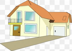 House - House Storey Building Clip Art PNG