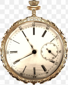 Pocket Watch - Clock Pocket Watch PNG