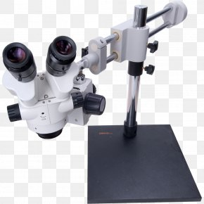 Stereo Microscope With Camera - CX3-2300S-JW11 7.5X-45X Zoom Stereo Microscope Inspection System OM2300S-V6 7X 45X Zoom Stereo Boom Microscope Optical Microscope PNG