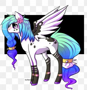 Horse - Horse Unicorn Illustration Cartoon Design PNG