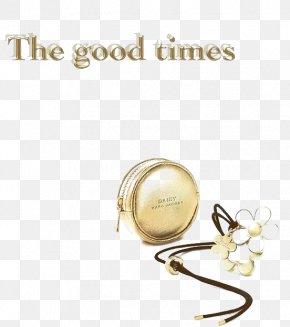Good Time - Solid Perfume Eau De Toilette Necklace Handbag PNG
