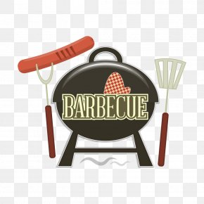 Barbecue - Barbecue Grill Menu Illustration PNG
