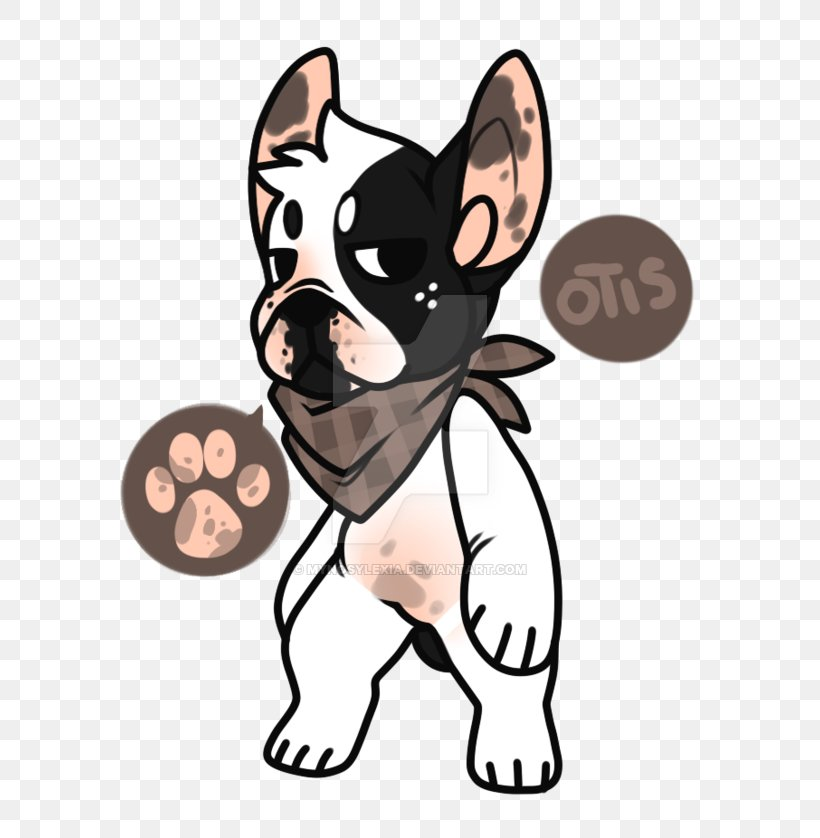 Boston terrier pedigree dog in black suit and bow tie, cute puppy pet  character vector Illustration on a white background Clipart | k61240015 |  Fotosearch