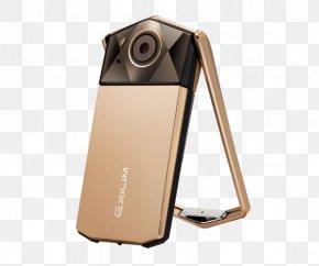 Beauty Digital Cameras - Casio Front-facing Camera Selfie PNG