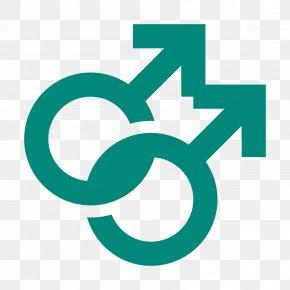Symbol - Gender Symbol Male LGBT Symbols Rainbow Flag PNG