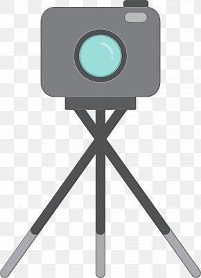 Optical Instrument Lens - Camera Accessory Cameras & Optics Tripod Technology Lens PNG