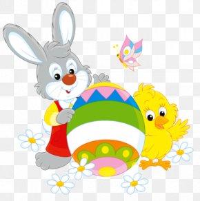 Chicken - Easter Bunny Chicken Clip Art PNG