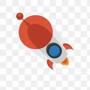 Red Rocket - Red Light PNG