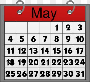 Calendars Cliparts - Calendar Date July Clip Art PNG