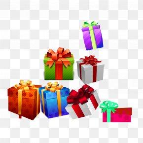 Creative Christmas - Gift Box PNG