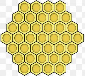 Honey Bee Hive Vector Material - Honey Bee Honeycomb Beehive Clip Art PNG