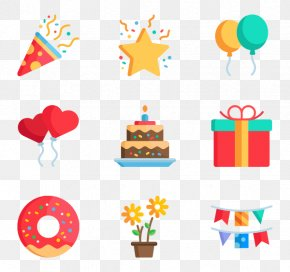 Birthday Party - Birthday Party Clip Art PNG