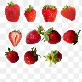 Strawberry - Strawberry Auglis Aedmaasikas Clip Art PNG
