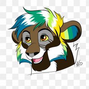 Tiger - Tiger Lion Cat Felidae Whiskers PNG
