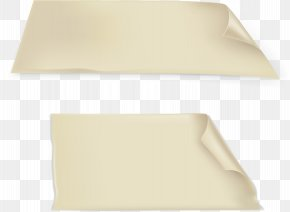 Vector Hand-painted White Banners - Adhesive Tape Paper Euclidean Vector Sticker PNG