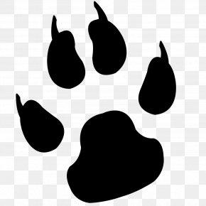 Dog - Dog Paw Pet Cat Clip Art PNG