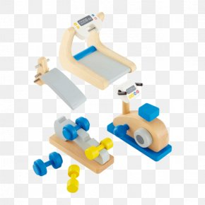 Toy - Dollhouse Fitness Centre Toy Hape Holding AG PNG