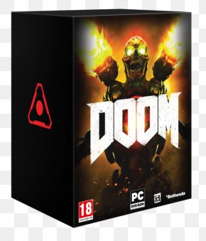 Doom - DOOM Collector's Bundle Grand Theft Auto V Xbox 360 Video Game PNG