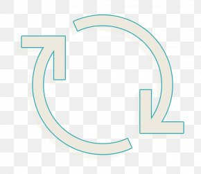 Number Symbol - Download Icon Loop Icon Recycle Icon PNG