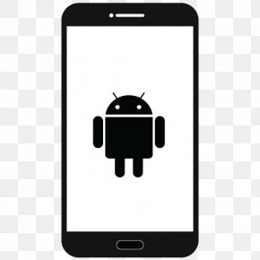 Communication Device Cliparts - Android Smartphone Mobile App Development Handheld Devices PNG