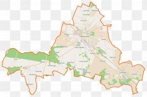 Map - Otorowo, Greater Poland Voivodeship Map PNG