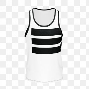 T-shirt - T-shirt Gilets Sleeveless Shirt Clothing PNG