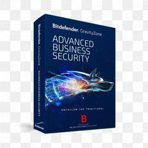 Business - BitDefender Gravityzone Business Security Computer Security Antivirus Software PNG