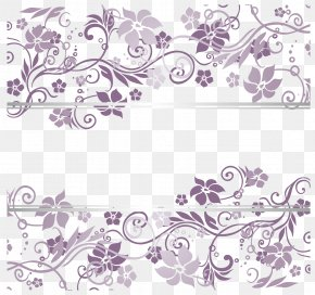 Creative Purple Pattern Vector - Purple Euclidean Vector Pattern PNG