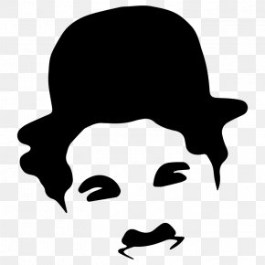 Silhouette - Tramp Composer Film Director Silhouette PNG