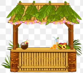 Beach Bar Clipart Image - Atlantic City Mele St. Pete Beach Bar PNG