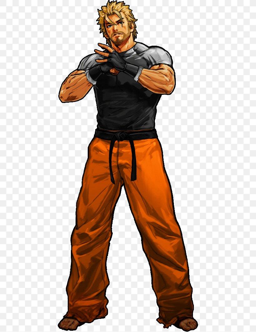 Fatal Fury Wild Ambition Ryo Sakazaki Fighting Game The King Of