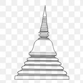 Buddha Temple File - Temple Buddhism Stupa Clip Art PNG