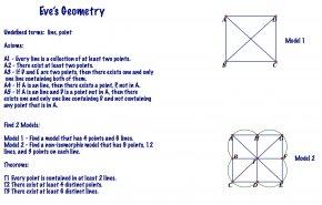 Euclidean - Line Non-Euclidean Geometry Axiom PNG