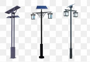 Street Lights Of Various Styles - Solar Street Light Solar Energy PNG