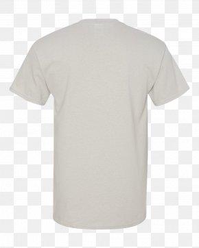 T-shirt - T-shirt Sleeve Organic Cotton Crew Neck Gildan Activewear PNG